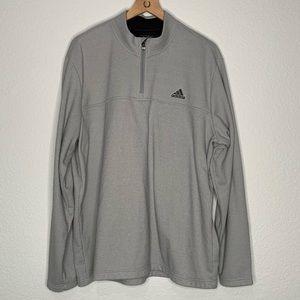 Adidas Golf pullover 1/4 zip